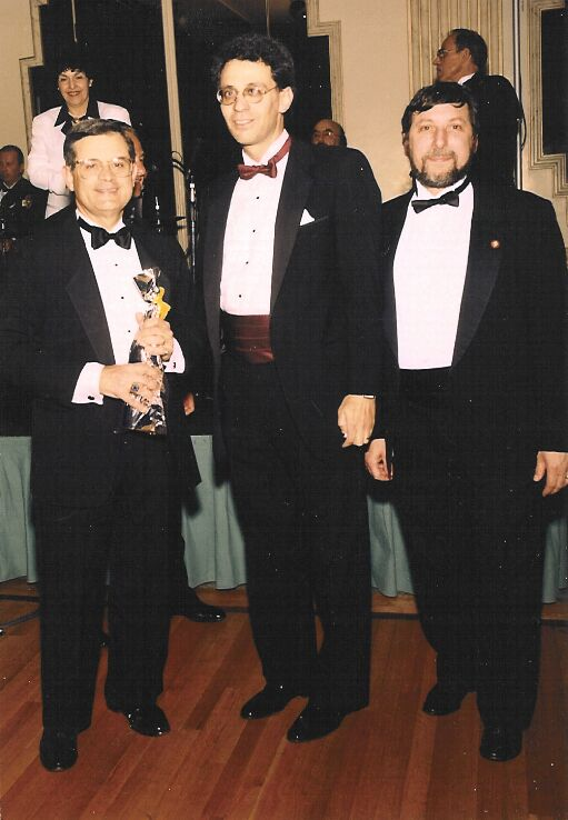 Drs. Frank Cappelli, Lenny Krilov, and Anthony Battista