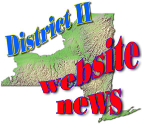 District II Web site